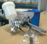 Starchem Mini HVLP Spray Gun 0.8mm Set-Up Various Colours